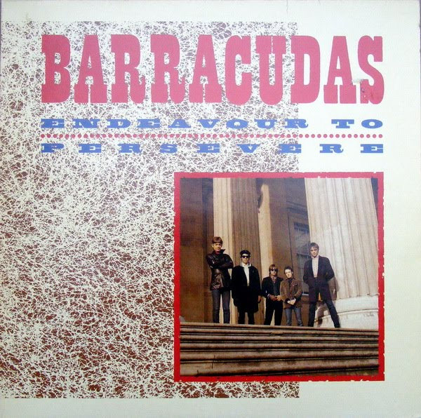 Barracudas - Endeavour To Persevere