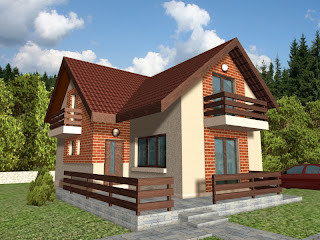 proiect de casa mica