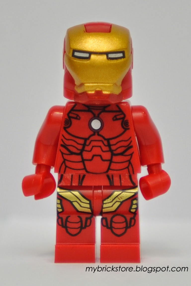 My brick store iron man set sy303 - Lego iron man 3 ...