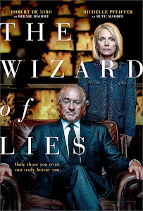 The Wizard of Lies Poster