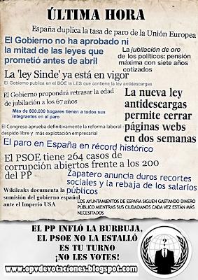 """Resolución de los CJC: Sobre la promesa electoral de Esperanza Aguirre de """"Bachillerato de Excelencia C_Anonymous_LTIMA_HORA"""