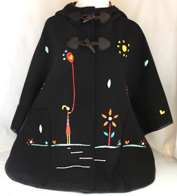 2016 - Textil Poncho 04