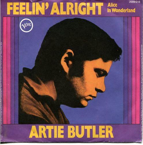 Artie Butler Feelin Alright Alice In Wonderland