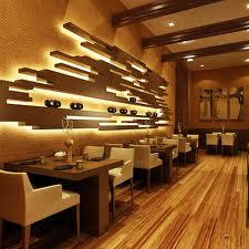 Rakuichi Japanese Restaurant Interior Design