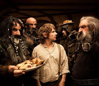 Bilbo Hobbit Dwarves