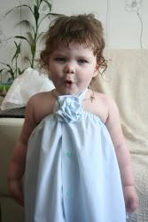 Переделка: простое платье