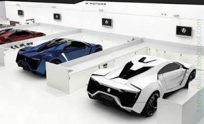 الإعلان عن أول وأفخم وأغلى سيارة عربية الصنع .. بـ3.4 مليون دولار