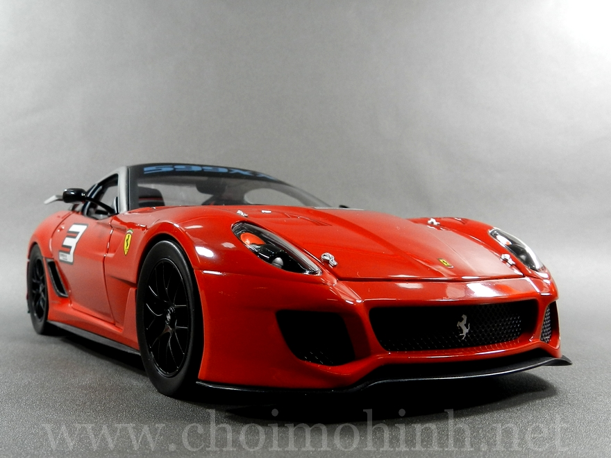 Ferrari 599XX 1:18 Hot Wheels