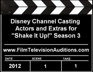 Disney Channel Shake It Up Auditions