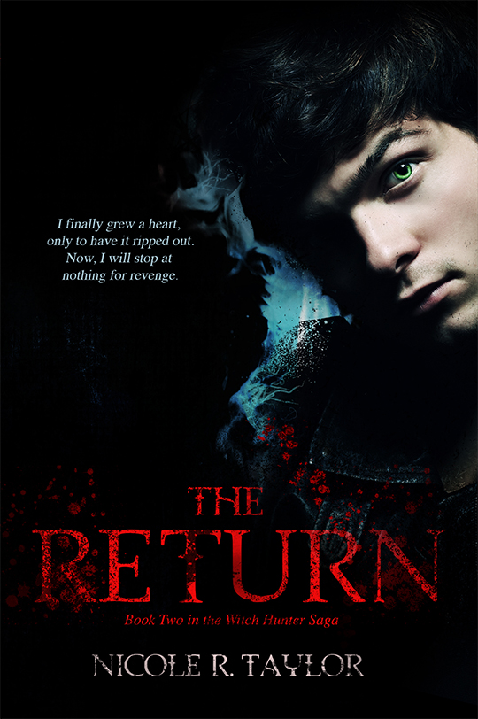 COVER REVEAL: The Return by Nicole R. Taylor