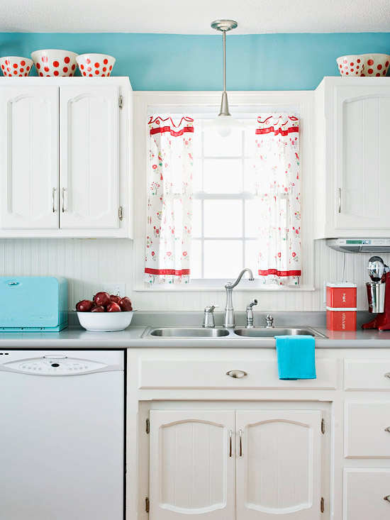 Remodeling 615 budget kitchen makeover for Low cost kitchens