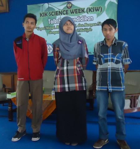 Juara Essay Competition 2014