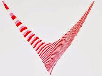 Tetragon scarf pattern - buy through Ravelry  //  σχεδιο για κασκολ - αγορα μεσω του Ravelry €2,90
