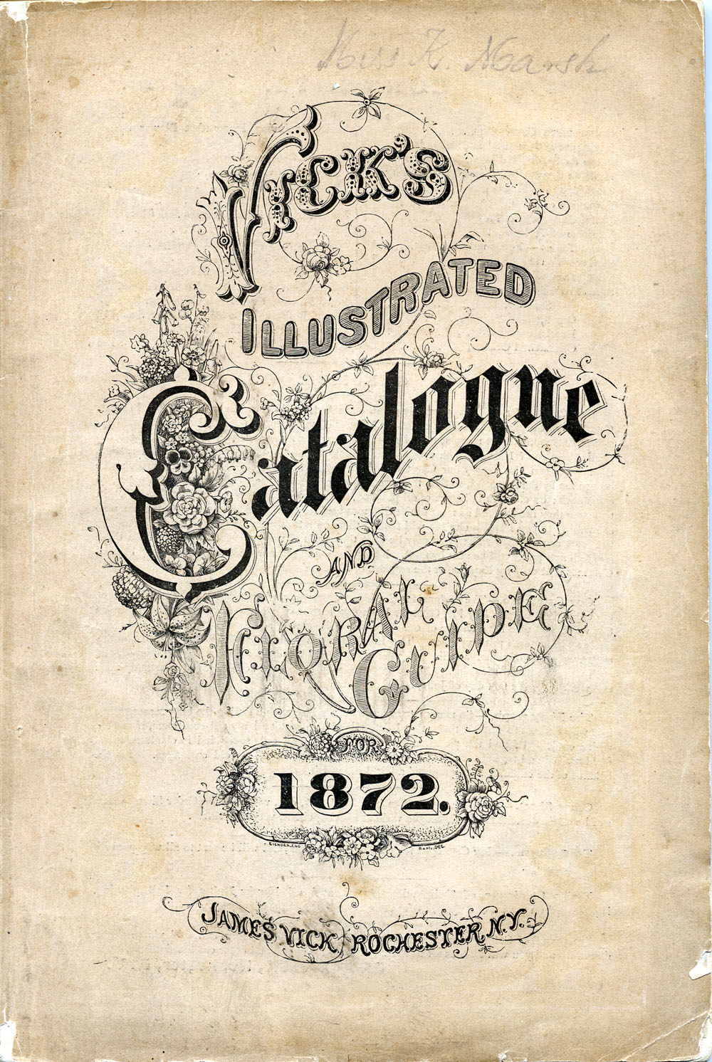 Letterology The Nature Of Type Design In The 19th C Part Two