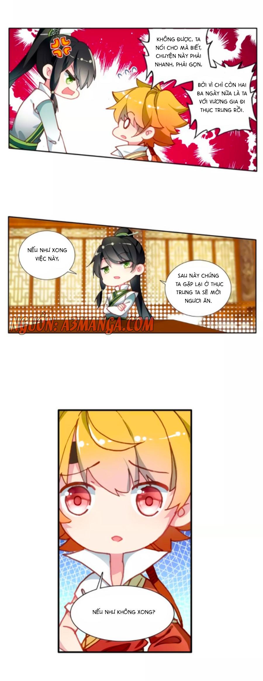 Trâm Trung Lục trang 5