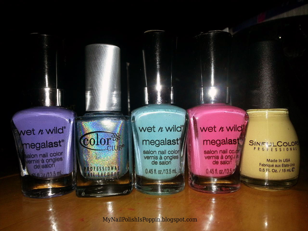 My Nail Polish Is Poppin\': March 2013