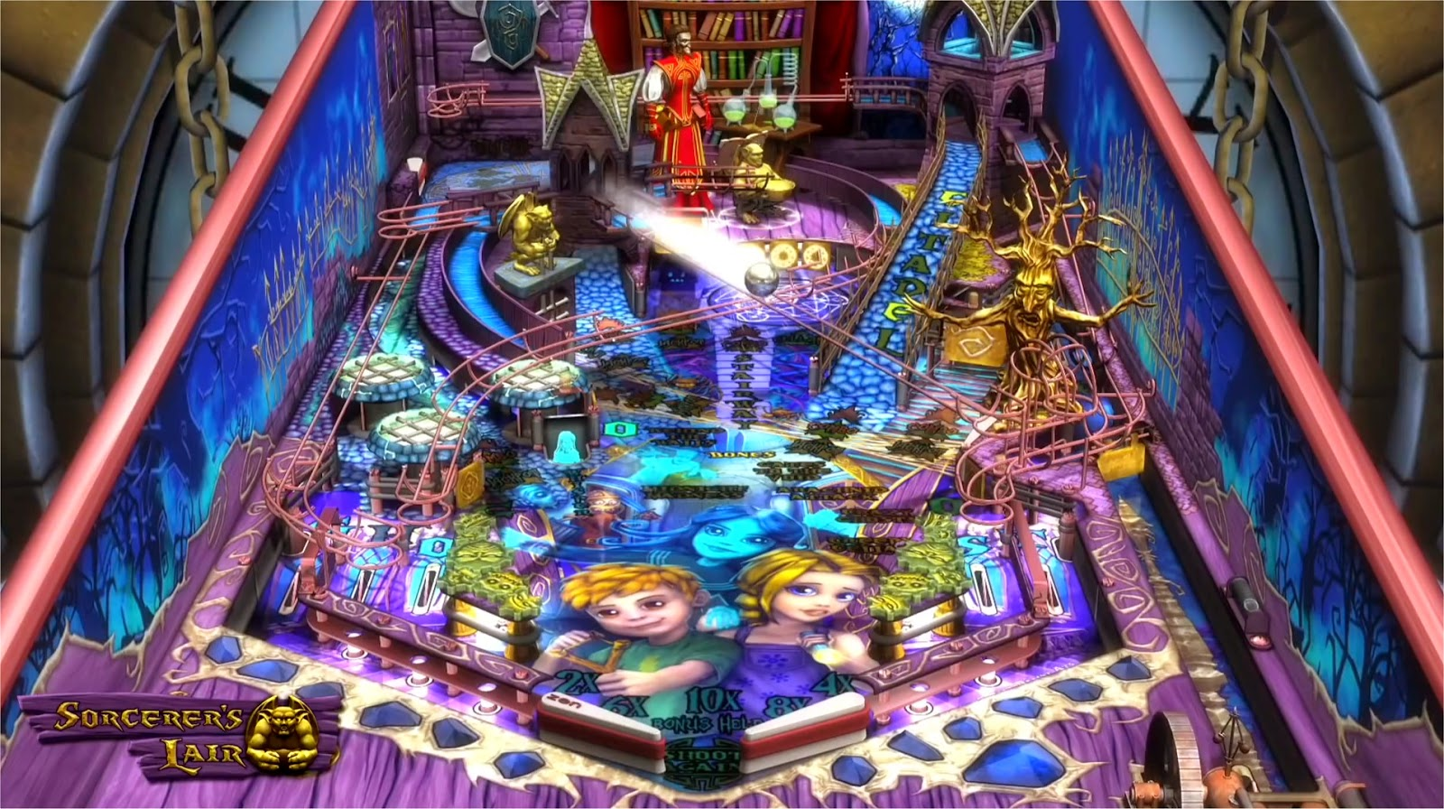 Pinball FX2 Table 1