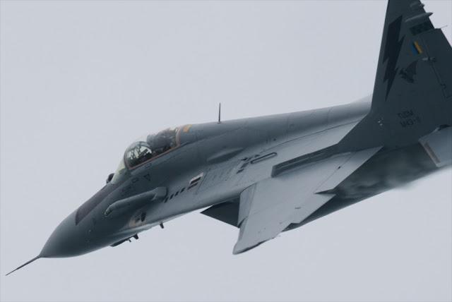 Malaysian Mig-29 Fulcrum