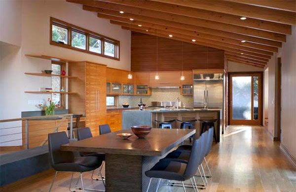 Menciptakan Dining Space Pada Dapur 8