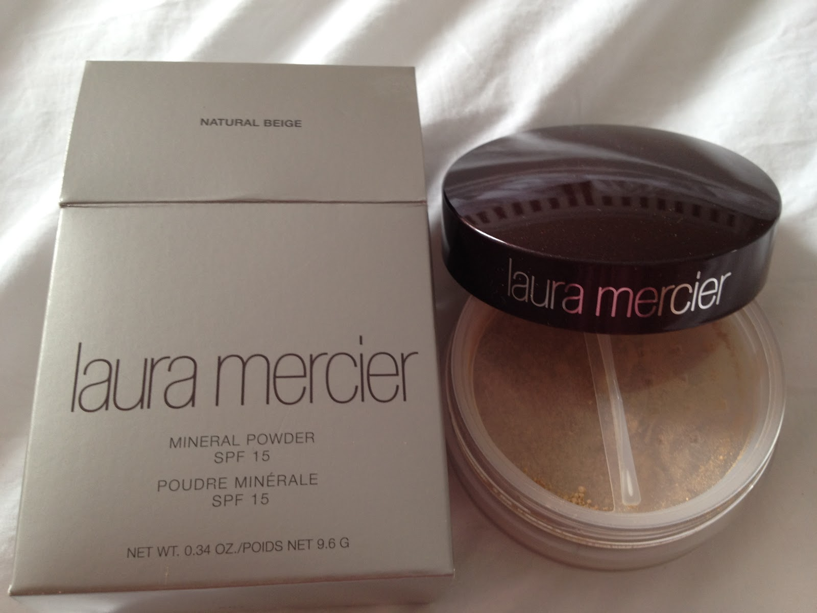 Mineral Make-up Laura Mercier