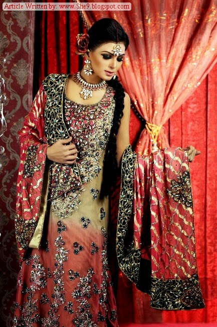 Formal Dresses by Amna Ajmal