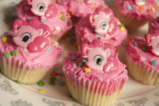 Cupcakes Little Pony, parte 2