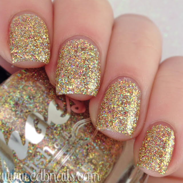 Echoes Polish-Gitty in Glitter