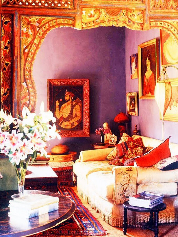 Intra design indian inspired home decore for Indian inspired home decor
