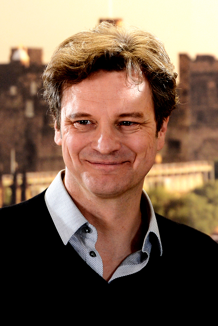 ABOUT COLIN FIRTH: Col...