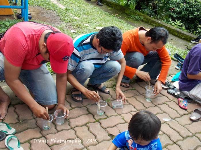 Rekreasi Keluarga HYBF Arema Malang di Selecta