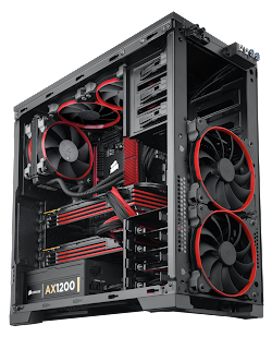 Corsair Air Series Fans Cooling screenshot 2