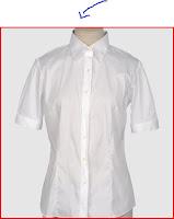 Κολεξιόν YOOX: Άνοιξη-Καλοκαίρι,Κοντομάνικο πουκάμισο, STELL BAYREM, 72,00€