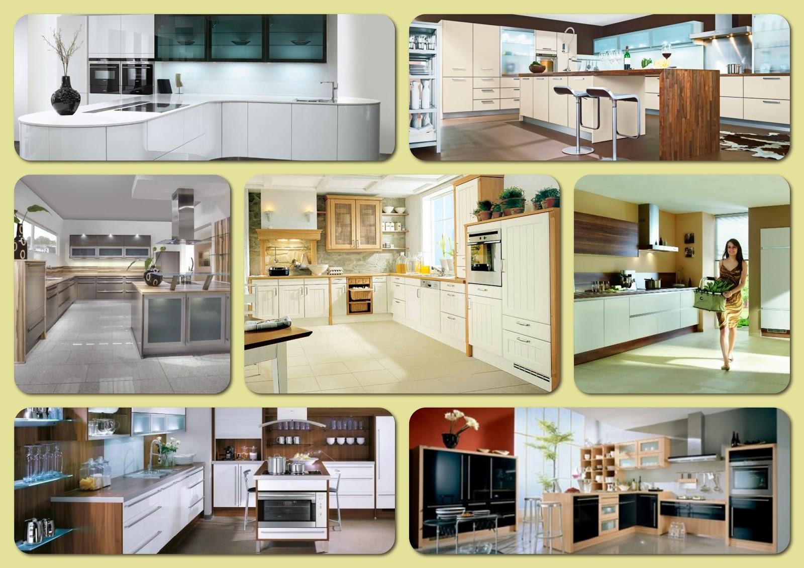 German Designs Modern Kitchens Interior Design