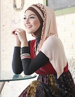 Style Hijab Artis Citra Kirana