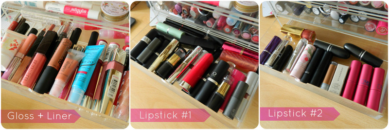 Makeup Collection: It's all about lips!