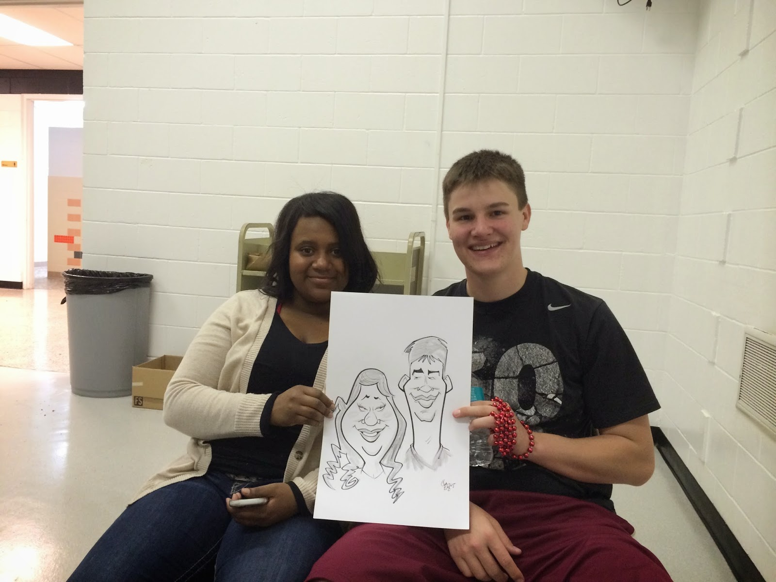 Iowa Caricatures by Chris Berg