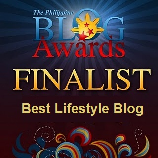 Philippine Blog Awards 2011 Best Lifestyle Blog Finalist
