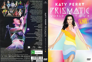 DVD Katy Perry – The Prismatic World Tour Live (2015)
