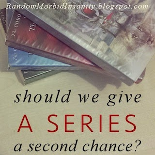 Should we give a series a second chance?