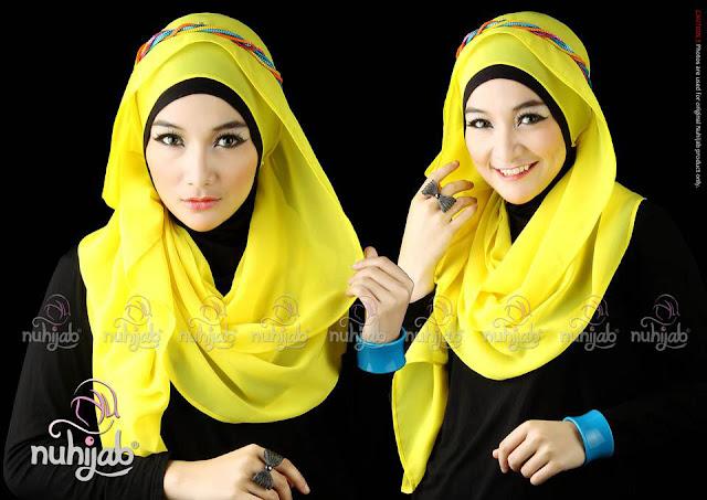 Technique pour mettre le hijab