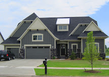 Craftsman Houses with Grey Siding