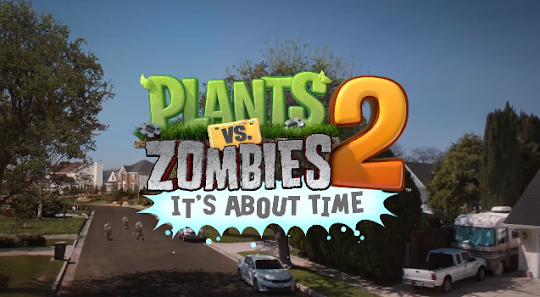 Game: Plants vs. Zombies sequel: It's About Time!
