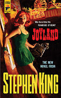 Book cover of Joyland by Stephen King