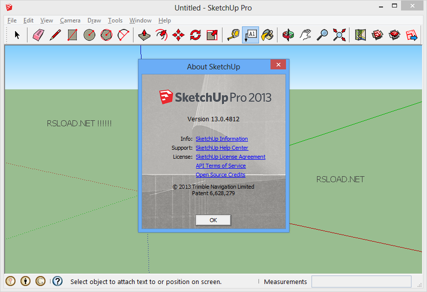 Google SketchUp Pro 2013 13.0.4812 With Keygen-CORE