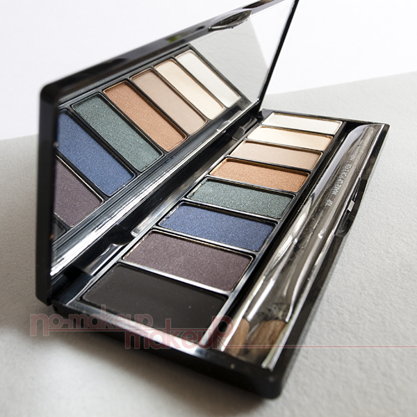 Make Up For Ever Smoky Palette