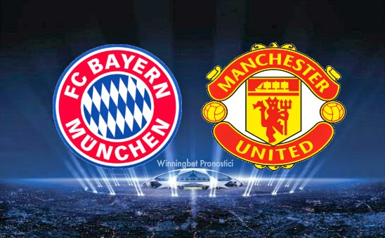 pronostico-bayern-monaco-manchester-united-champions-league