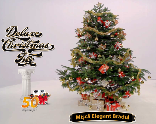 Concurs Lidl Deluxe Christmas Tree pe Facebook 2013