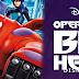 """Disney antecipa a estréia de """"Operação Big Hero"""" para Hoje!!!!"""