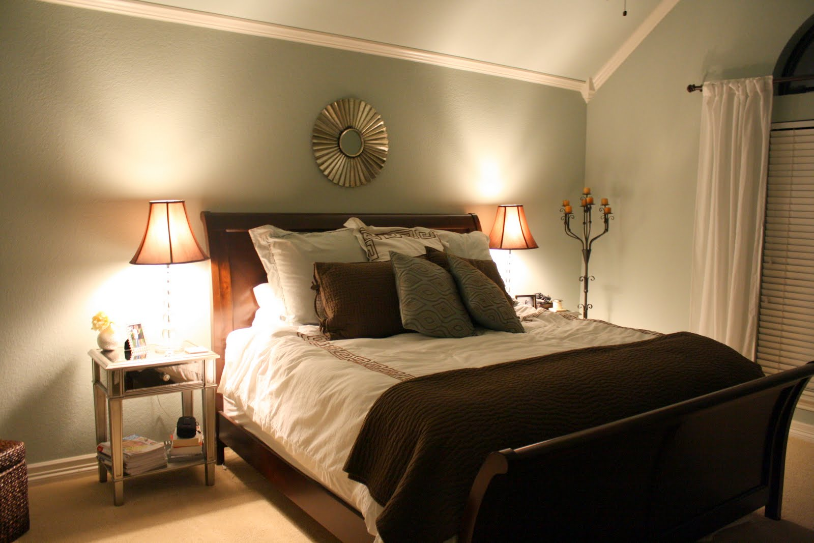 Pretty Master Bedrooms