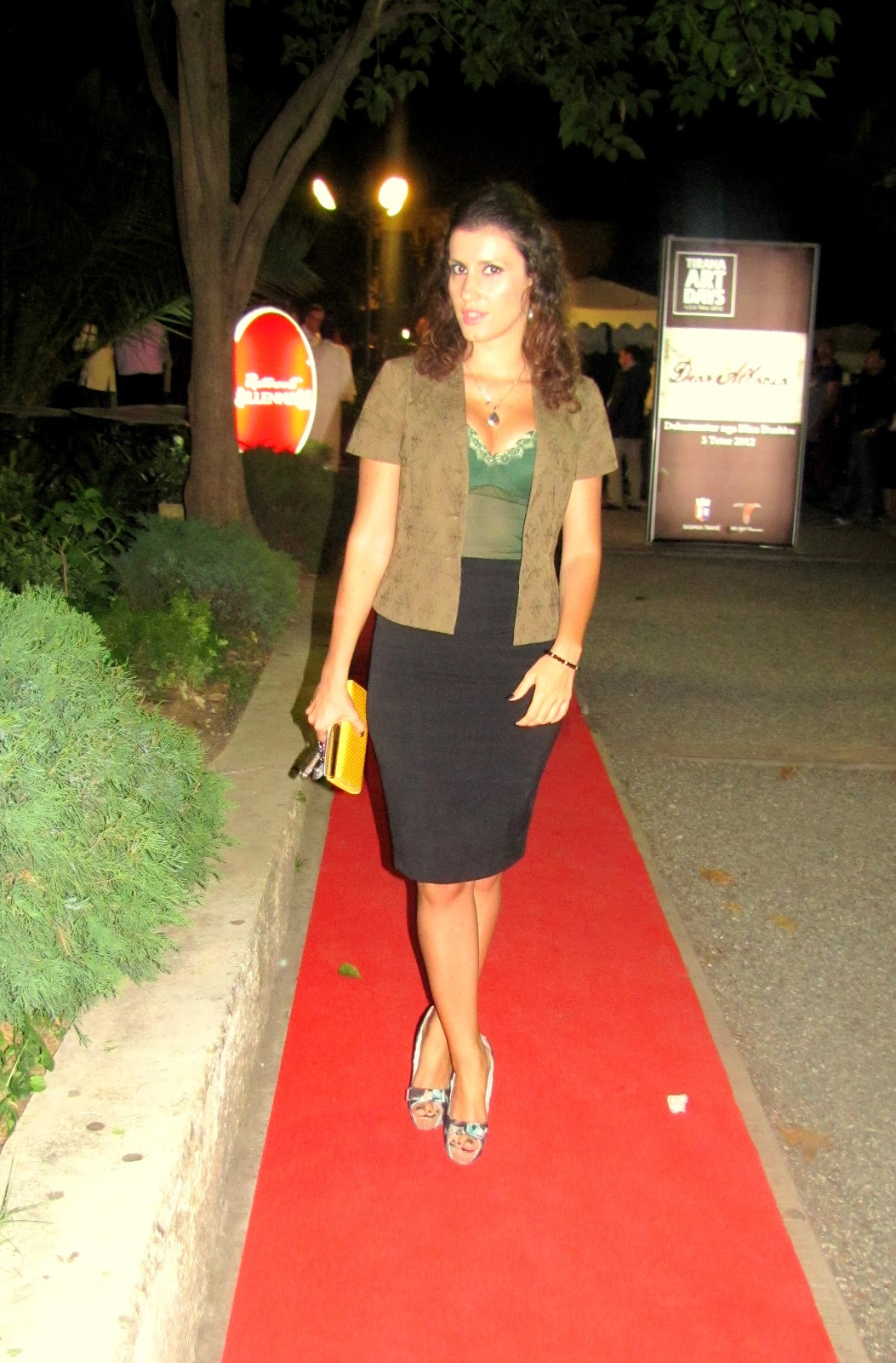 "Ne premieren e ""Dear Albania"" - nga Eliza Dushku"